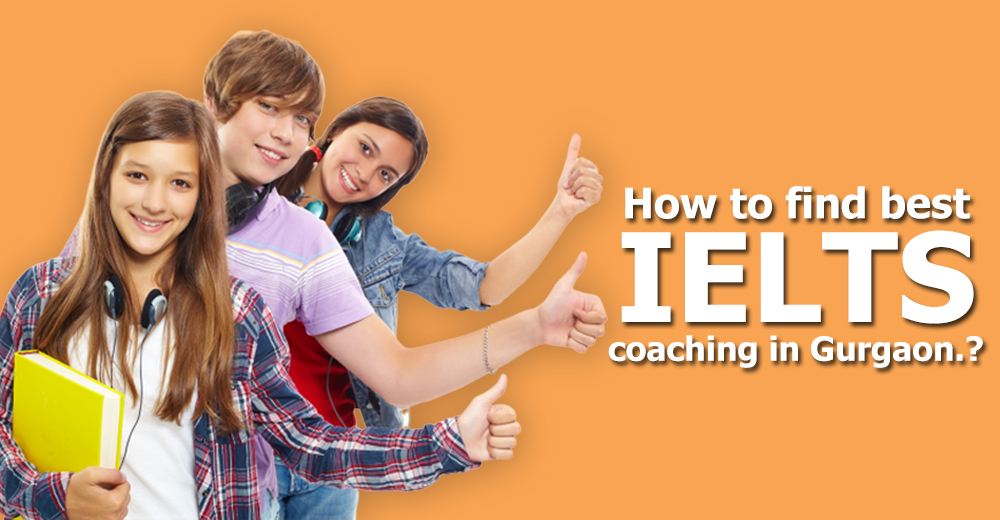 IELTS Coasching in gurgaon